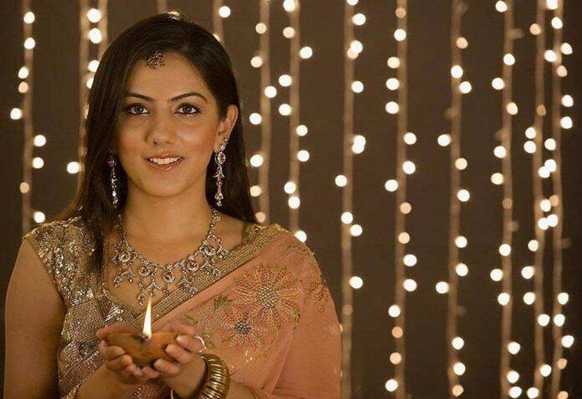 Diwali makeup tutorial